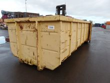 VERNOOY CONTAINER 20M3 GEEL