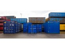 STOCK containers VERNOOY VOORRA
