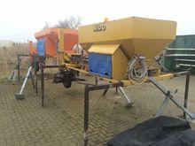 1991 Niddo NO3-1.5 Strooiwagen