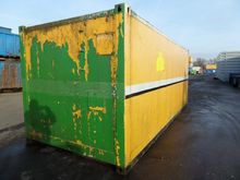 Sea container 20FT 004 823 VERN