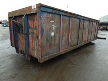CONTAINER buy with door VERNOOY