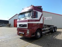 2006 Volvo FH520 6X2R NCH kabel