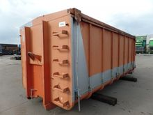 CONTAINER SLIDING COVER HOOK SY