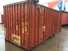 Sea Container 20 FT 233362 VERN
