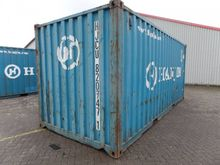 Sea container STANDARD VERNOOY