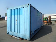 Sea container 20FT 500220 VERNO