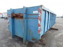 VERNOOY CONTAINER HAAK KABEL