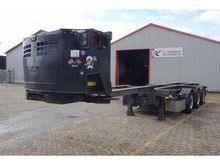 2008 Schmitz Cargobull GOTHA SC