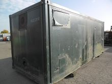 Sea container 20FT 500 208 VERN