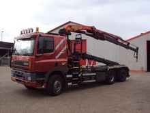 2000 Ginaf M3232-5 Containertra
