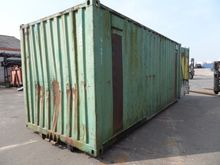 Sea container 20FT 410 817 VERN