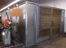Used Paint Booth For Sale Servizi Tecnici Integrati
