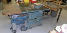 Yates Table Saw.