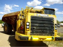2011 CATERPILLAR AD55B