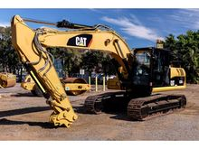 2012 CATERPILLAR 323DL