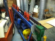 Lockformer Speed Duct Notcher w