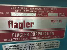 Used Flagler Pittsbu