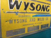 New Wysong Hydraulic