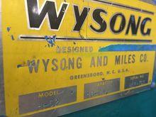 Wysong Hydraulic 52″ Shear
