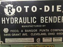 Used Roto Die Hydrau