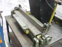 Pexto Model 30 Barfolder