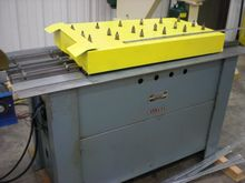 Lockformer Triplex Rollformer w