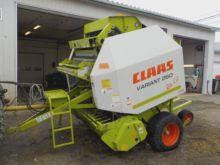 Used 2005 Claas VARI