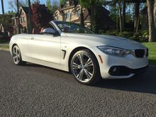 2014 BMW 428i Automatic Mfg X-D