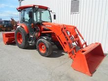 2013 Kubota L6060 Tractor