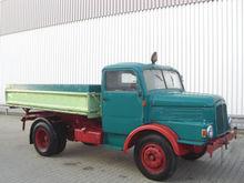 IFA-AUTOMOBILW. IFA H3A  4x2