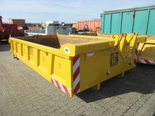 WESER CONTAINERBAU AS14 Abrollc