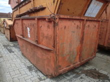 - - / Absetzcontainer