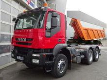 Used Iveco Trakker /