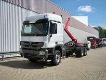 Mercedes-Benz Actros 3341 6x4