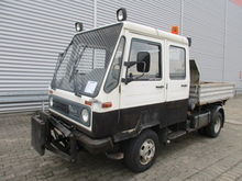 1996 Multicar M26 4x4 ZAL42 Dok