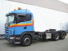 1999 Scania 144G 530 6x4 V8