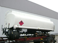 Hendricks Aufbau / Tank