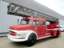 1964 Mercedes-Benz L1418 Metz D
