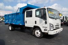New 2016 ISUZU NPR i