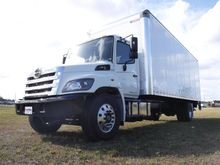 New 2016 HINO 268 in