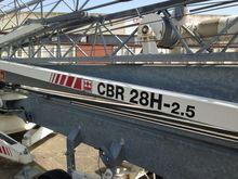 2004 COMEDIL TEREX CBR 28 H-2.5