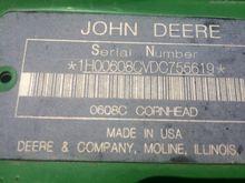 2013 John Deere 608C