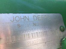 2001 John Deere 925