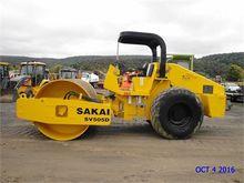 Used 2007 SAKAI SV50