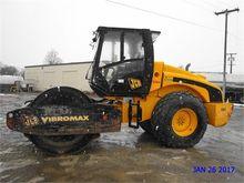 2006 JCB VIBROMAX VM132D
