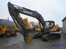 2012 VOLVO EC250DL