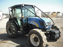 Used 2008 HOLLAND T4