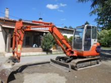 2001 Hitachi ex45 Mini digger