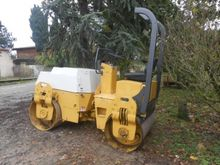 2000 Bomag bw120ad Tandem rolle