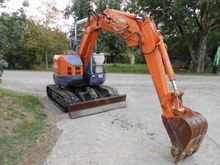 2001 Hitachi EX30UR Mini digger